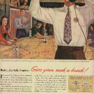 1943  Van Heusen Shirts   ad (# 557)