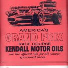 June 19, 1965    Kendall Motor Oils   ad  (#2148)