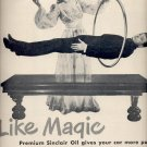 Sept. 1, 1947    Sinclair Opaline Motor Oil      ad  (#6444)