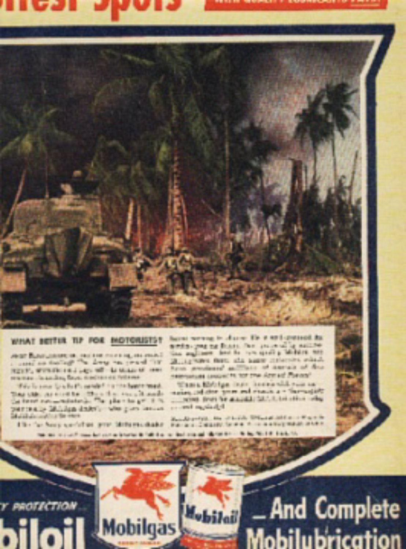 1945 Mobiloil   ad (#335)
