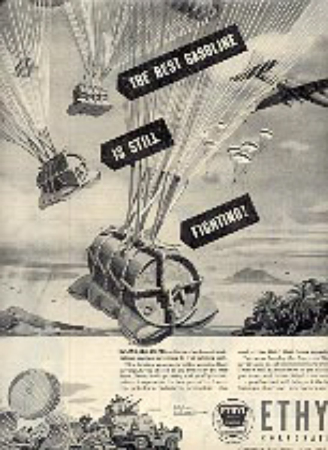 1945  Ethyl    Corporation ad (# 3197)