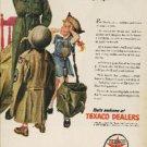 1945 Texaco    ad (# 349)