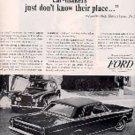 1965 Ford Galaxie  500 LTD ad (#  3244)