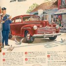 1946  Ford's Out Front  ad ( # 2197)