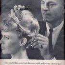 1964  Clairol Shampoo      ad (#5683)