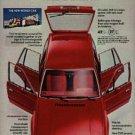 1981  Ford Escort ad (# 1252)