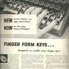 May 17, 1948   Royal Portable Typewriter   ad  (#5459)