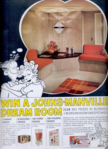Nov. 5, 1966    Johns-Manville Roofing, siding, insulation,      ad  (#2775)