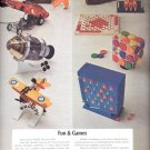 Nov. 13, 1970   Mattel Fun & Games    ad  (#1554)