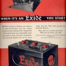 November 24, 1947       Exide Battery        ad  (#6473)