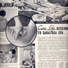 May 31, 1937   Saratoga Spa       ad  (#6531)