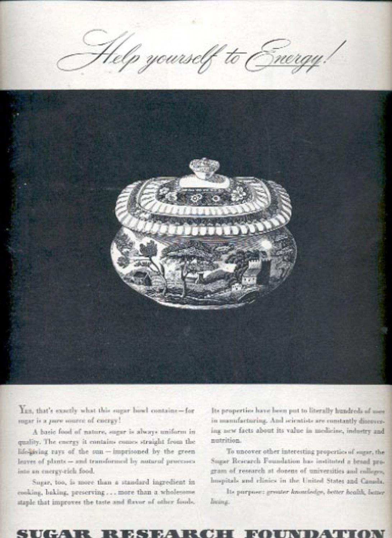 Feb. 17, 1947 Sugar Research Foundation   ad (#6213)