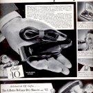 Dec. 1939 Gillette Kumpakt Dry Shaver   ad (#5985)