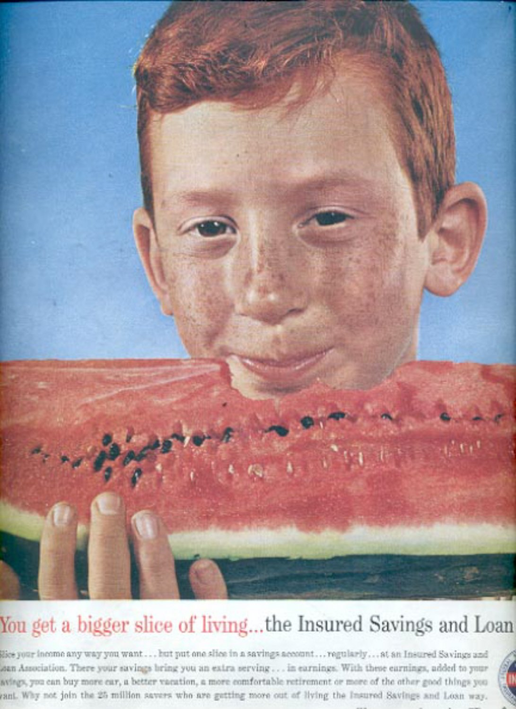 1960 Insured Savings and Loan  ad (#5510)