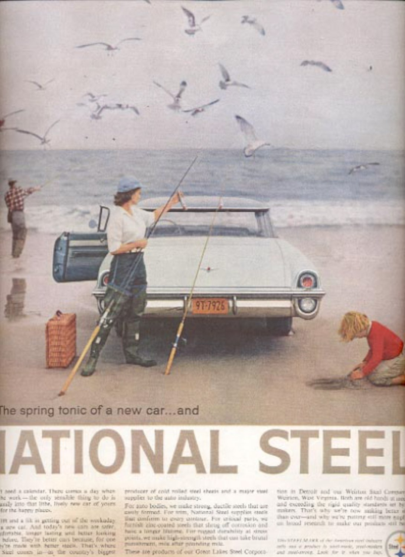 1960 National Steel Corporation   ad (#5455)