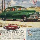 1942 Oldsmobile B-44 ad (# 266)