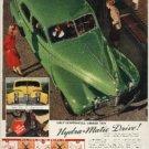 1940 Oldsmobile Custom 8 Cruiser ad (# 269)