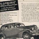 1939 Chevrolet  ad (  # 212)