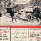 1947  Prestone Anti-Freeze ad (# 2822)