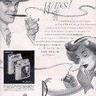 1949 Ronson Whirlwind Lighter ad (# 3224)