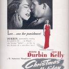 July 24, 1944     Christmas Holiday movie  ad  (#3495)