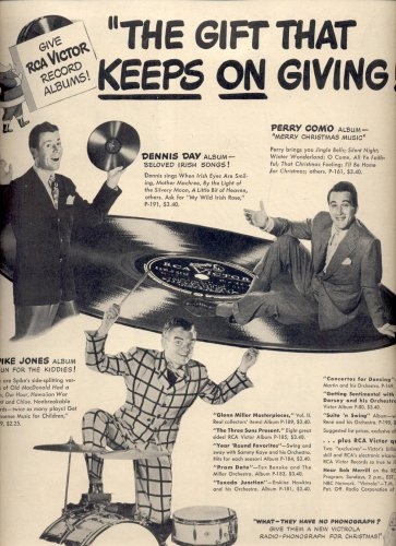 Dec. 8,1947    RCA Victor Records  ad  (#6388)