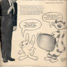 Dec. 1960   Sylvania TV picture tubes  ad (#5786)