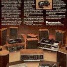 1972  Panasonic ad ( # 1541)