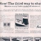 1963 Norelco ad (# 3031)
