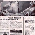 1944  Soretone for athelete's feet ad ( #2031)