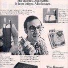1972 Rogers Butane Lighter ad (# 1442)