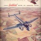 April 7, 1941   Lockheed Aircraft Corporation     ad  (#3735)