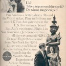 1964  - Pan Am airlines ad (# 5017)