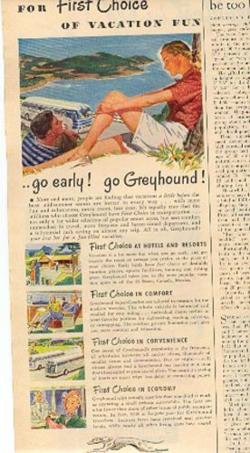 1948 Greyhound ad (# 1941)