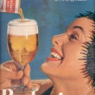 1957   Budweiser Beer   ad (# 4912)
