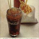 1965  Coca- Cola ad ( # 1136)
