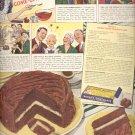 June 5, 1939 Baker's Cocoa    ad (#6050)