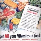 Sept. 22, 1947 Ovaltine food drink    ad (#6252)