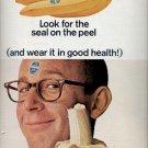 1966  Chiquita Brand bananas ad (#5803)