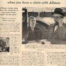 1960 Allstate Insurance Company ad ( # 2416)