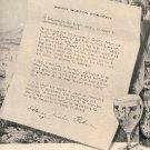 1952 Ballantine Ale ad (# 2456)