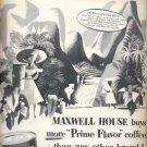 1953  Maxwell House coffee  ad (#5589)