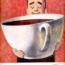 1960  Sanka Coffee  ad (#5370)