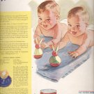 1945  Carnation Milk   ad (# 5225)