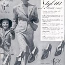 1939 The Selby Shoe Company ad (#  2701)