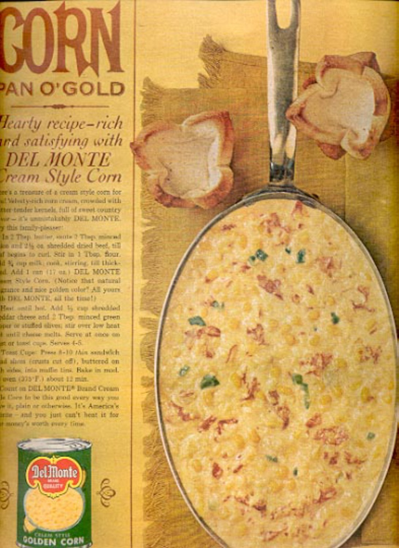 1964    Del Monte Golden Corn  ad (# 4894)