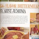 1964   Aunt Jemima Buttermilk pancake mix  ad (# 4872)