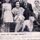 1945  Prudential Insurance Company    ad ( # 2338)