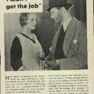 1932 Gillette  ad ( # 712)