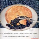 1957  Swanson  pie- a product of Campbell Soup Company  ad (# 4782)